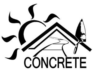 concrete logo
